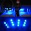 Декоративная 4x3 LED подсветка салона автомобиля 1