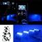 Декоративная 4x3 LED подсветка салона автомобиля 0
