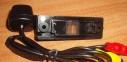 Камера заднего вида CCD под LED подсветку для VW 3