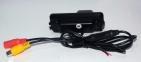 Камера заднего вида (под бок.защелки)CMOS High Quality VW 2