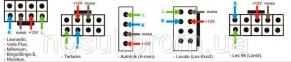 Адаптер для настройки ГБО USB регулировка диагностика чип PL2303 (выходы GRN, Rx, Tx, VCC) 1