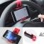 Держатель на руль авто для смартфона, GPS, плеера 1