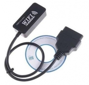 ELM 327 WiFi OBD2 iPhone iPad скоростной (ЕЛМ)