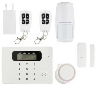 Охранная сигнализация GSM 30С (Базовый)