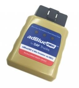 Adblue OBD2 эмулятор для грузовиков и автобусов DAF Truck Bus