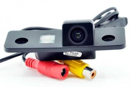 Камера заднего вида для Skoda Octavia (Шкода Октавиа)