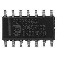 Чип транспондер Philips PCF7946 NXP VAC DN008 Dn03120 Renault под пайку на плату ключа (чистый разлоченный)