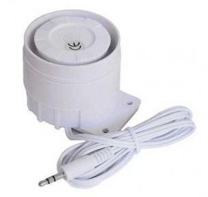 Звуковой оповещатель - сирена KR-P07-110дБ