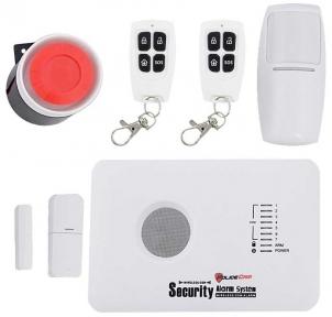 Охранная сигнализация GSM 10C (Pro)