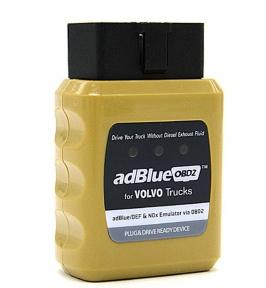 Adblue OBD2 эмулятор для грузовиков и автобусов Volvo Truck Bus