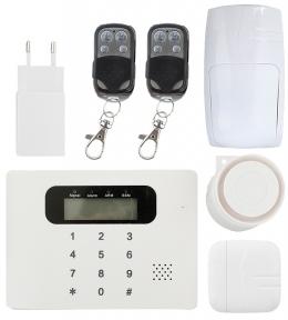 Охранная сигнализация GSM 30С (Pro)