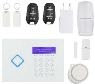 Охранная сигнализация GSM 66A (Стандарт)