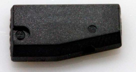 Чип транспондер T5 ID20 (ID11, ID12, ID13, ID33) керамика чистый перезаписываемый Audi, Mersedes, Volkswagen