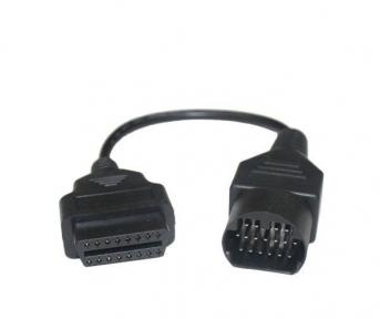 OBD-II MAZDA TOYOTA 17-pin - 16 pin