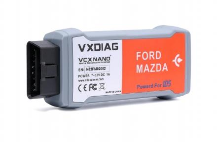 Диллер сканер IDS Ford Mazda AllScanner VXDIAG VCX