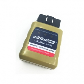 Adblue OBD2 эмулятор для грузовиков и автобусов Scania Truck Bus