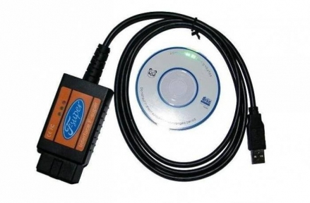 FORD SCANNER F-SUPER INTERFACE