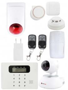 Охранная сигнализация GSM 30С (Video Alarm Eva)