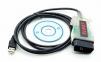 ELS27 USB FORSCAN (лучше чем ELM 327) для работы с Ford Mazda Lincoln CAN ISO15765-4 ISO14230-4 KWP2000