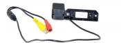 Камера заднего вида CCD под LED подсветку для VW